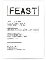 Feast by Marabou Design