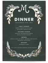 Chalkboard Menu Cards