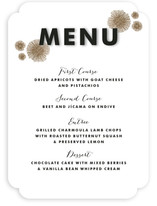 Sparkle Everywhere Menu Cards