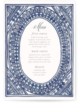 Ornate Watercolor Frame