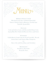 Once Upon Menu Cards