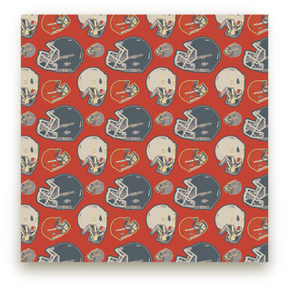 Ready For Some Football Self-Launch Fabric