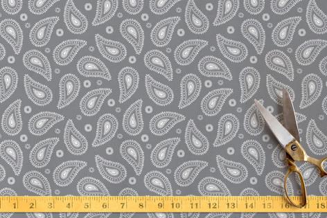 Perfect Paisley Fabric