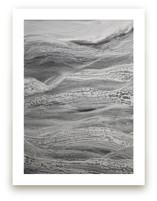 rhythm of grey 3 Wall Art Prints