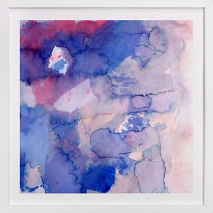 Sky Fields 2  Art Print