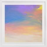 Sunrise over Ontario Art Print