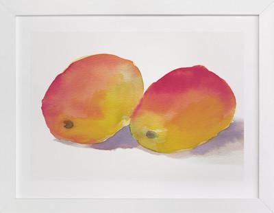 Marvelous Mangos  Art Print