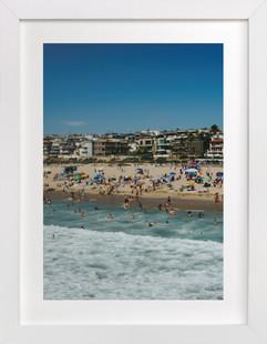 Beach IV  Art Print