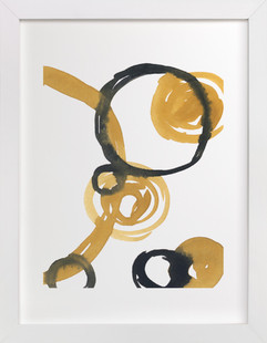Brass is the New Black  Art Print