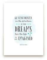 Go Confidently by Sandra Picco Design