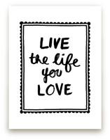 Live Love by Kelly Nasuta