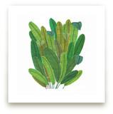 Green Leaf Bouquet