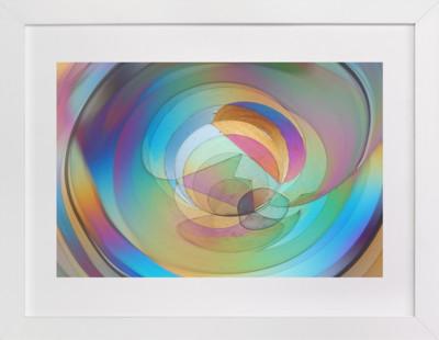 Rainbow Prism 1  Art Print