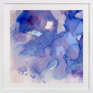 Sky Fields 3  Art Print