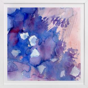 Sky Fields 4  Art Print