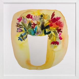 Jardinire I  Art Print