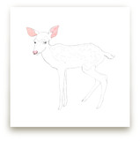 Blush Fawn by Molly Schafer