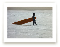 Long Boarder, Venice Be... by Annie Seaton