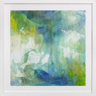Aquamarine No. 1  Art Print