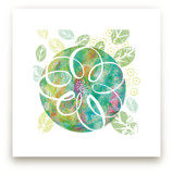 Botanical Collage by Laura Bolter Design