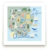 Charleston Illustrated... by Lauren Hughes
