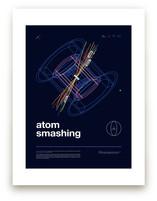 Atom Smashing by Tyler Tea