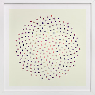 Spectrum No.7  Art Print