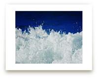 Wave Splash by Jan Kessel