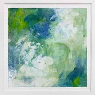 Aquamarine No. 2  Art Print