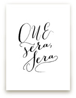 Que Sera by Red Impressionz