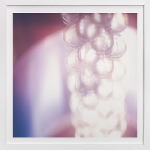 Bubbles & Bokeh  Art Print