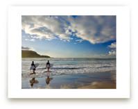 Afternoon Surf by Jan Kessel