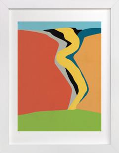 Aspens  Art Print