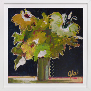 Bouquet de choses   Art Print