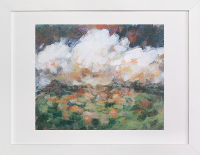 After The Storm  Art Print