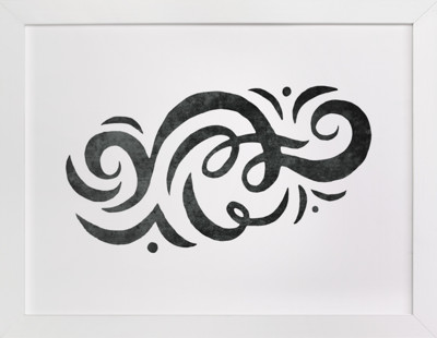 Flourish I  Art Print