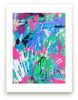 Color Burst III by Pooja Pittie