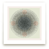 Scribble Circles by Kathleen Ney