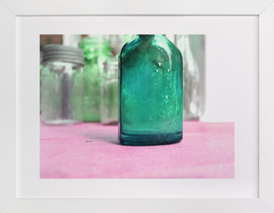 Glassy  Art Print