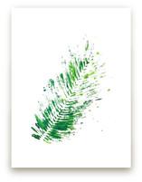 Palm Splash by Michelle Jean