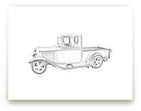 1934 Ford Truck by Debb W