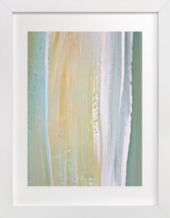 Golden Sage  Art Print