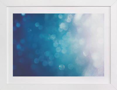Shining Brightly  Art Print