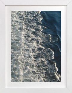 Above the Wave  Art Print
