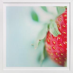 Beautiful Berry  Art Print