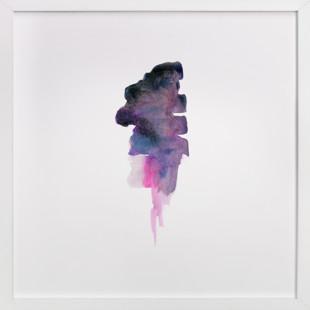 White Space 3  Art Print