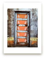 Door to West Texas by Paul Hodges