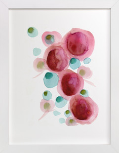 Sugar Bubbles  Art Print