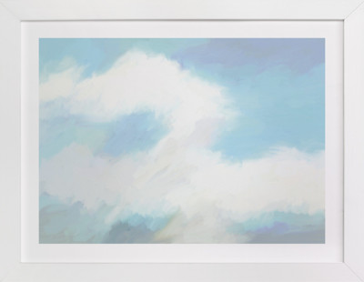 Morning Sky  Art Print