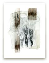 Upper Reaches I, Minima... by Kathleen Ney